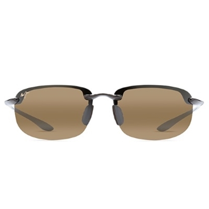 Picture of Maui Jim® Hookipa Sunglasses - Gloss Black/HCL Bronze