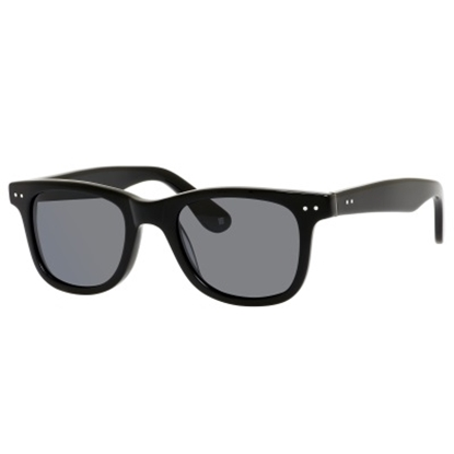 Picture of Polaroid Polarized Sunglasses - Black/Grey Polarized Lens