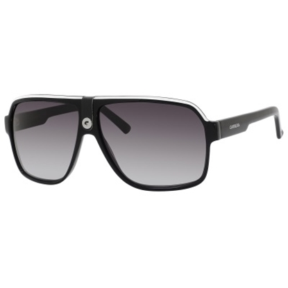 Picture of Carrera Sunglasses with Black/Gray Frame and Gradient Lenses
