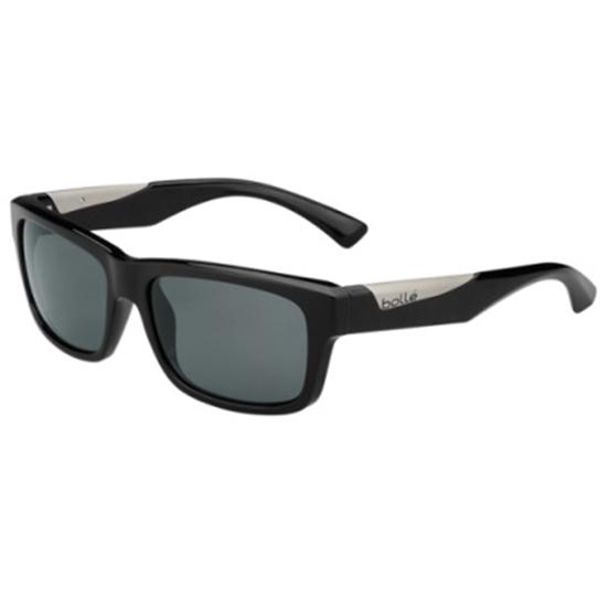 Picture of Bolle Jude Polarized Sunglasses - Shiny Black