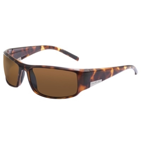 09e04e66e4 MileagePlus Merchandise Awards. Bolle King Sunglasses - Dark Tortoise