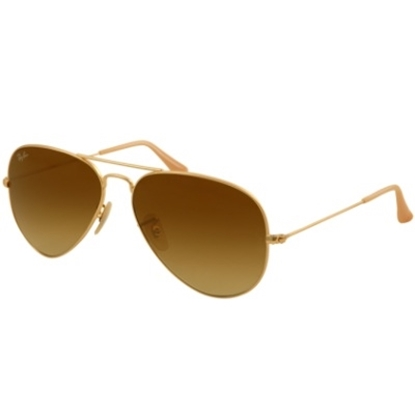 Picture of Ray-Ban® Original Aviator™ Sunglasses - Matte Gold