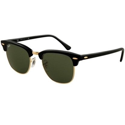Picture of Ray-Ban® Classic Clubmaster - Black