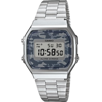 Picture of Casio Vintage Collection Digital Dial Stainless Steel Watch