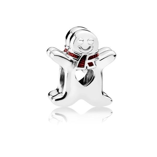 Picture of Pandora® Sweet Gingerbread Man Charm