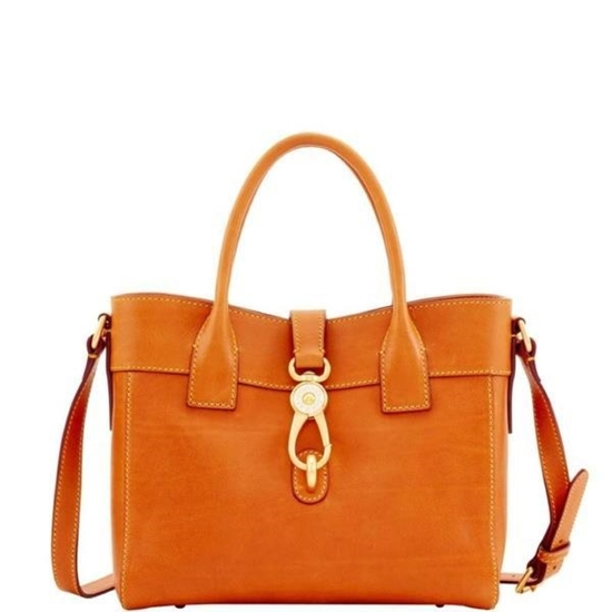 Picture of Dooney & Bourke™ Florentine Amelie Tote - Natural