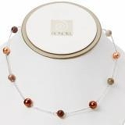 "Picture of Botswana Pearl 18"" Necklace"