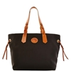Picture of Dooney & Bourke™ Nylon Shopper-Black