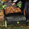 Picture of Earthwise The Leaf Collecting Lawn Sweeper