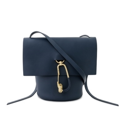 Picture of Zac Posen Belay Crossbody - Navy