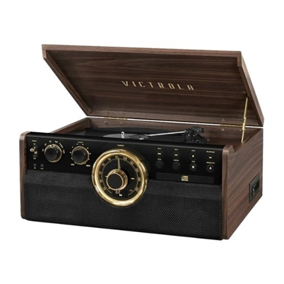 Picture of Victrola 6-in-1 Music Center with Bluetooth®