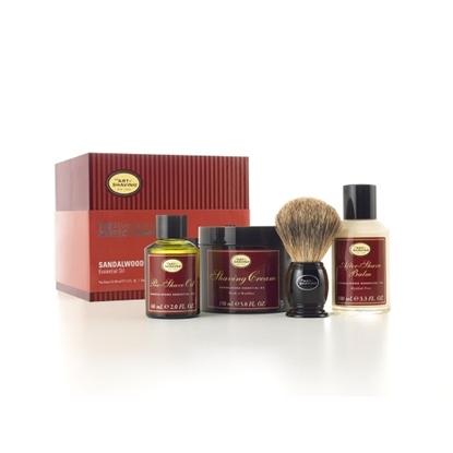 Picture of The Art of Shaving Full Size Kit - Sandalwood