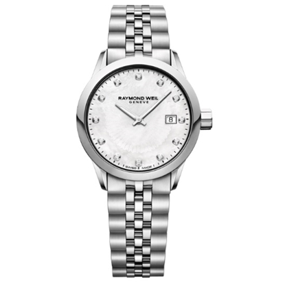 Picture of Raymond Weil Ladies' Freelancer Watch with MOP Dial