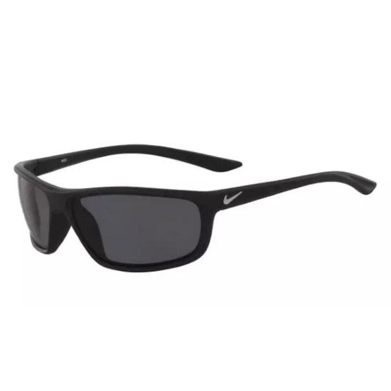 e758499c0fd5c Picture of Nike Rabid Polarized Sunglasses - Matte Black Silver Gray