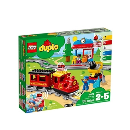 Picture of LEGO® Duplo Steam Train