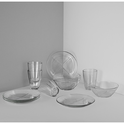 Picture of Kosta Boda Bruk 12-Piece Brunch Set