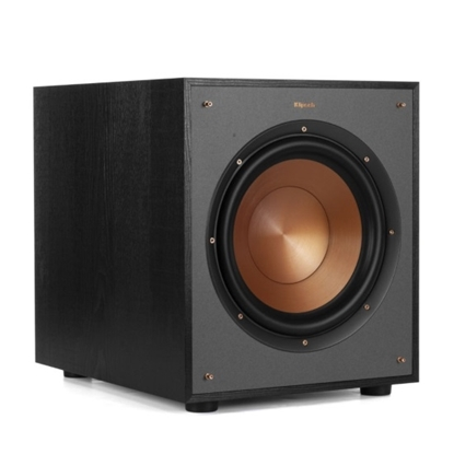 Picture of Klipsch R?100SW 10'' Subwoofer - Black Brushed Vinyl