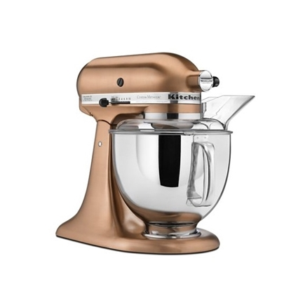 Picture of KitchenAid Metallic Series 5-Qt. Stand Mixer - Copper