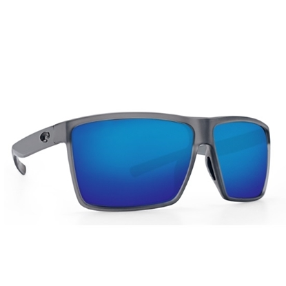 Picture of Costa Del Mar Rincon Sunglasses - Matte Smoke/Blue Mirror
