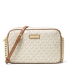 Picture of Michael Kors Jet Set Signature Large E/W Crossbody