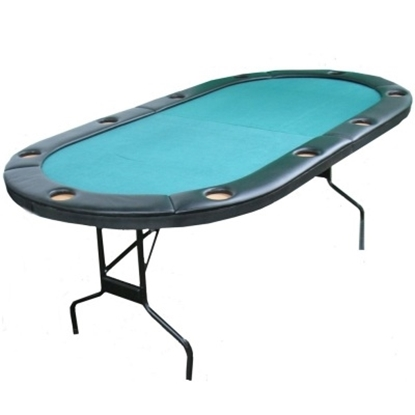 Picture of Fat Cat® Folding Texas Hold'Em Table