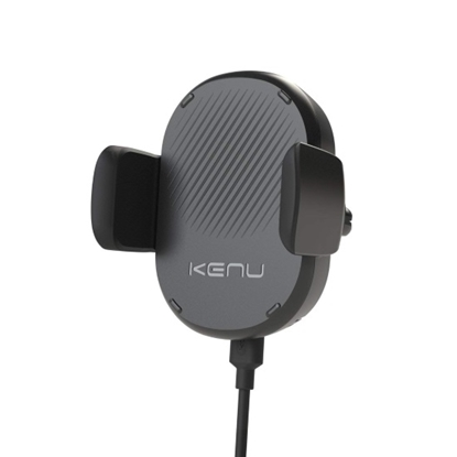 Picture of Kenu Airframe Wireless Fast Charging Vent Mount - Black