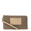 Picture of Michael Kors Bedford Large Double Zip Wristlet