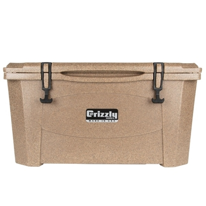 Picture of Grizzly 60-Quart Cooler - Sandstone