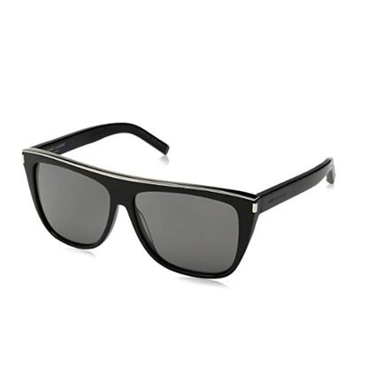 Picture of St. Laurent SL1 COMBI Sunglasses - Black/Grey