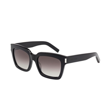 Picture of St. Laurent BOLD 1 Sunglasses - Black/Grey