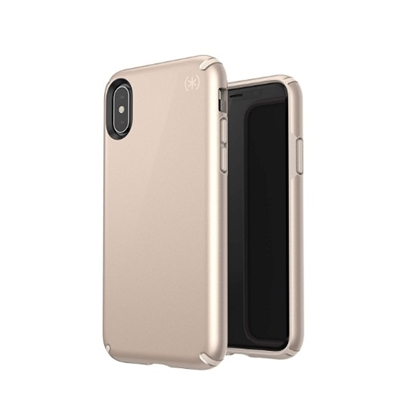 Picture of Speck iPhone Xs/X Presidio Case - Metallic Nude Gold