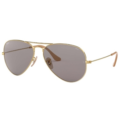 Picture of Ray-Ban® Evolve Avatiors - Gold/Grey Photocromic Lens