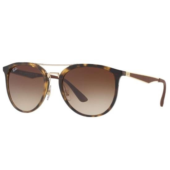 6e969c38d5c6 Picture of Ray-Bay® Double Bridge Sunglasses- Tortoise/Brown Gradient