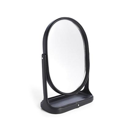 Picture of Ralph Lauren Brennan Vanity Mirror - Saddle