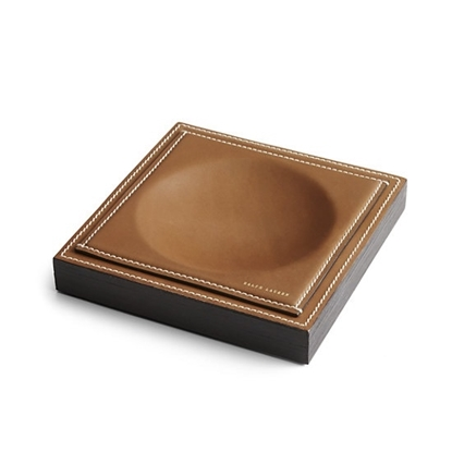 Picture of Ralph Lauren Brennan Catchall - Saddle