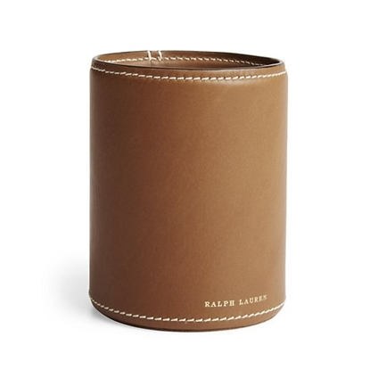 Picture of Ralph Lauren Brennan Pencil Cup - Saddle
