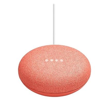 Picture of Google Home Mini Smart Speaker - Coral