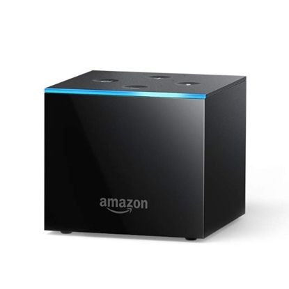Picture of Amazon 4K Ultra HD Fire TV Cube with Alexa
