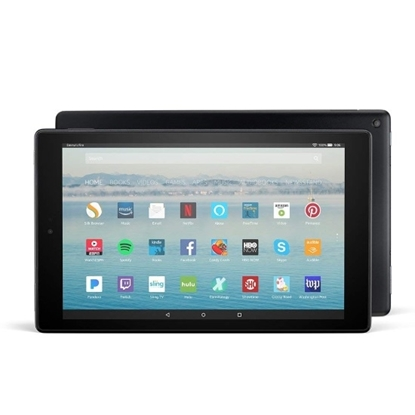 Picture of Amazon Fire HD 10 64GB with Alexa & Special Offers