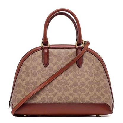 Picture of Coach Signature Quinn Satchel