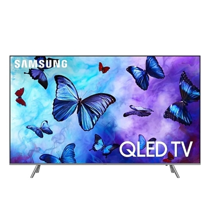 Picture of Samsung 49'' Q6 Flat 4K UHD HDR Smart TV with HDMI Cable