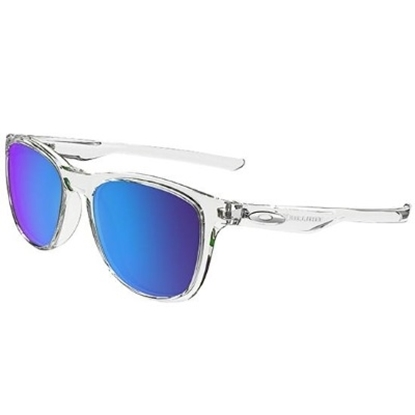 Picture of Oakley Trillbe X Polarized - Crystal Clear/Sapphire Iridium