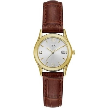 Picture of Bulova TFX Men's Corporate Collection Brown Leather Watch