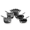 Picture of Calphalon Space Saving Stackable 8-Piece Nonstick Cookware Set
