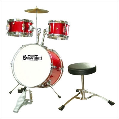 Picture of Schoenhut 5-Piece Drum Set