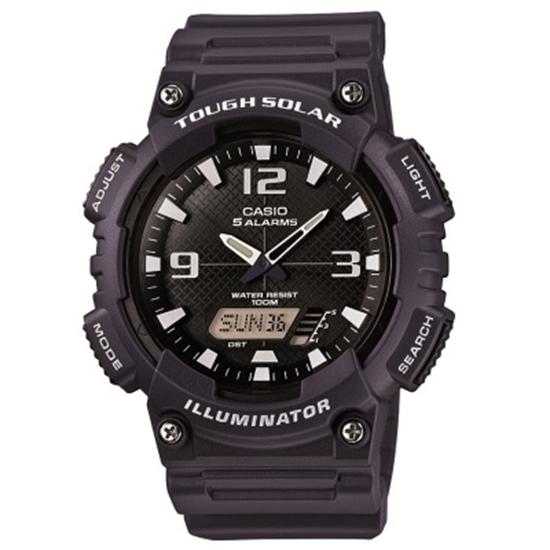 5e2abc262 Picture of Casio Sport Tough Solar Analog/Digital Watch - Navy/Black