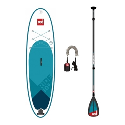 Picture of Red Paddle 10'8 Paddle Board with Paddle and Leash