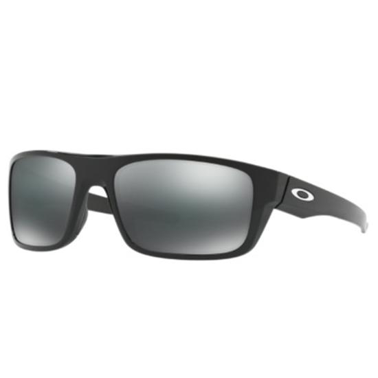 ec8cd5a1b4 Picture of Oakley Drop Point Sunglasses - Polished Black Black Iridium