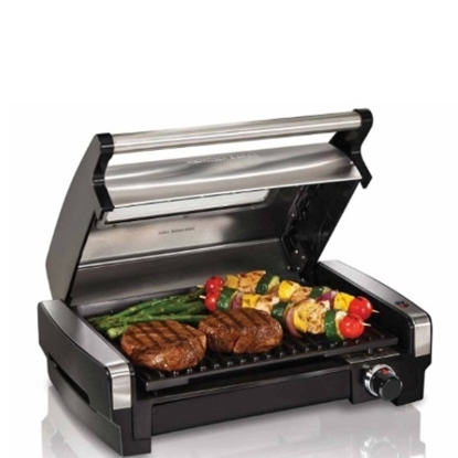 Picture of Hamilton Beach® Searing Grill with Lid Window