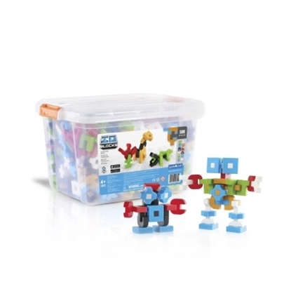 Picture of Guidecraft IO Blocks 500-Piece Set